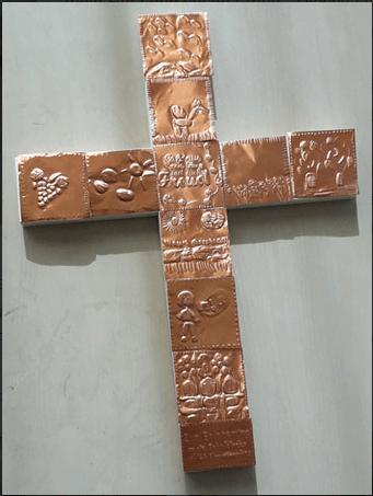 Abschied von Frau Pfarrerin Schwalbe und Herrn Pfarrer Eberius