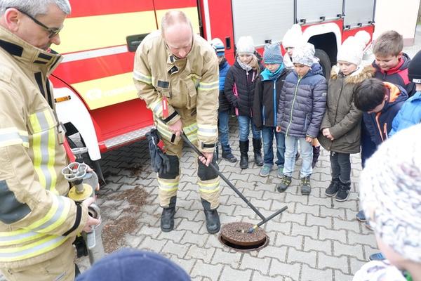 Besuch bei der FFW Ebermannsdorf