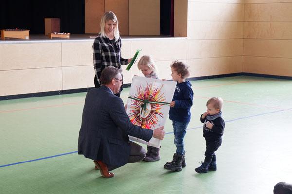 """""""Heute feiern wir Geburtstag…"""" – Bürgermeister Josef Gilch wird 60"""