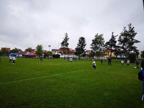 Vizemeister im Fußballturnier der Grundschulen