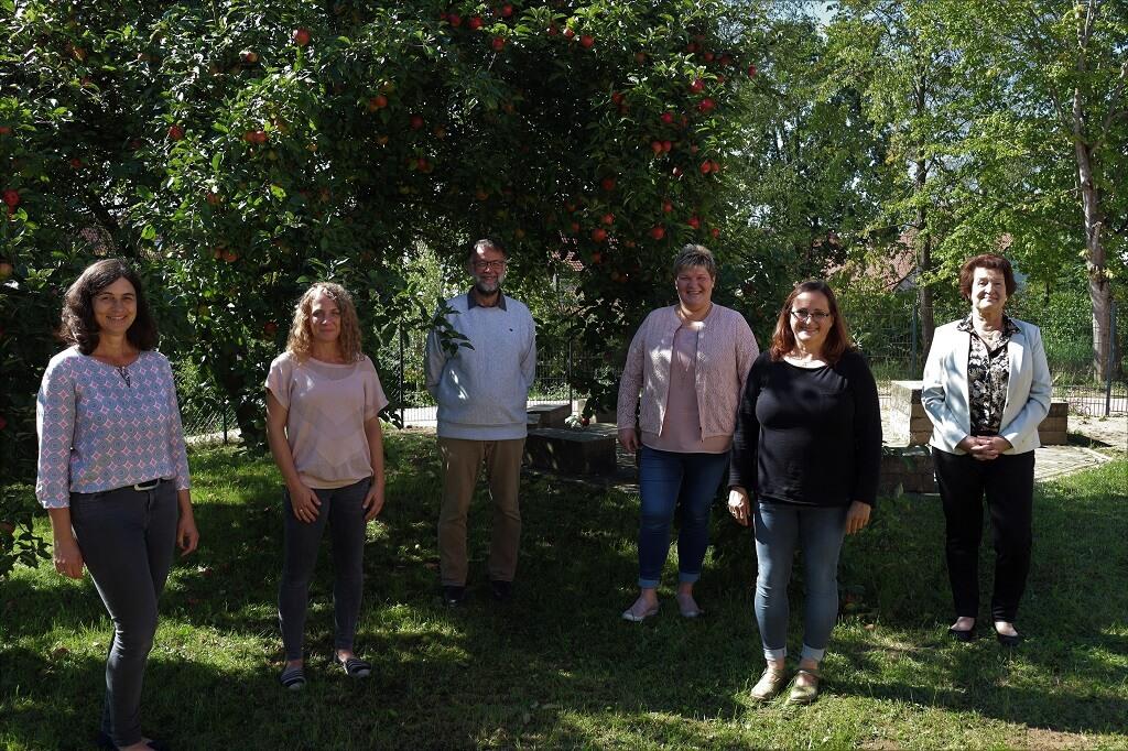 Bild der Lehrer der Schule Ebermannsdorf